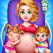 Pregnant Mom And Twin Baby Care Nursery Game 2020 - Androidアプリ