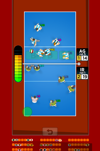 Spike Masters Volleyball 5.2.5 screenshots 12