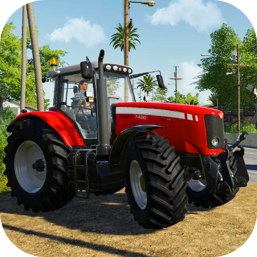 Real Farming  2021: Free Tractor Driving