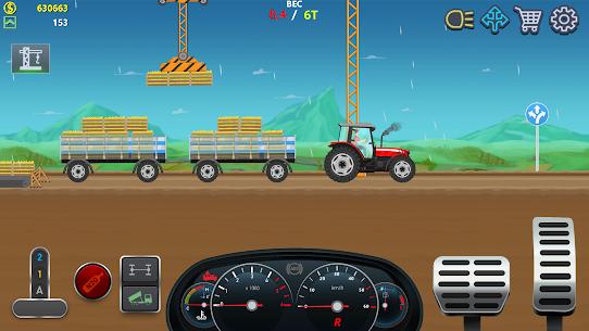 Trucker Real Wheels – Simulator MOD APK 3.6.5 (Unlimited Money) 6