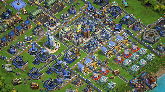 DomiNations Mod Apk (Unlimited Gold/Food/Oil) 6
