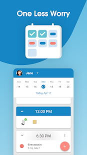 Pill Reminder & Medication Tracker - Medisafe Screenshot