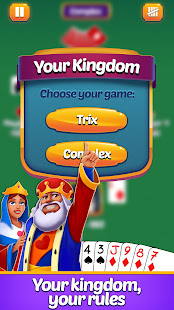 Trix Sheikh El Koba: No 1 Playing Card Game 7 Screenshots 4