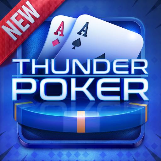 Thunder Poker : Holdem, Omaha