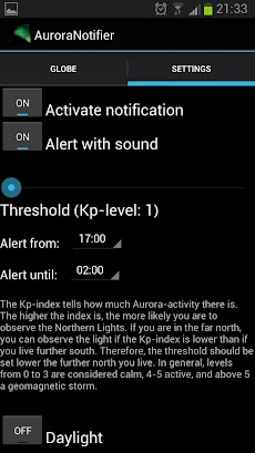 Aurora Notifierのおすすめ画像3