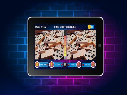 Spot 5 Differences 1000 levels 1.6.1 screenshots 17