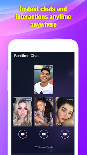FancyU - Video Meetup App  Screenshots 2