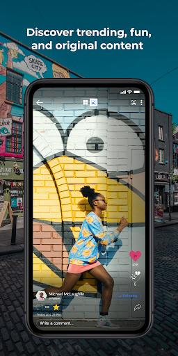 Uhive - A Social Metaverse android2mod screenshots 1