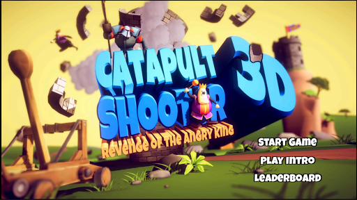 Catapult Shooter 3D💥: Revenge of the Angry King👑 1.0.19 screenshots 1
