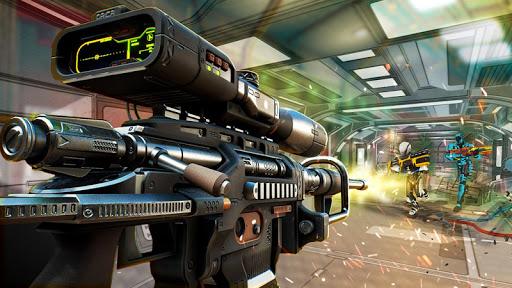 Counter Terrorist Robot Shooting Game: fps shooter 1.11 Screenshots 1
