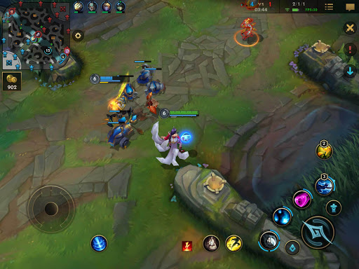 League of Legends: Wild Rift 2.1.0.3849 screenshots 7