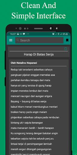 Kumpulan Puisi modavailable screenshots 15