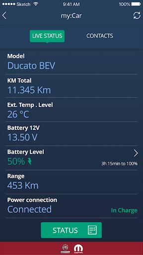 Uconnect LIVE  Screenshots 3