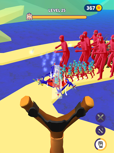Throw and Defend screenshots 20