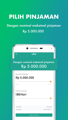 apk UKU – Pinjaman Uang Online ojk bunga rendah terbaik