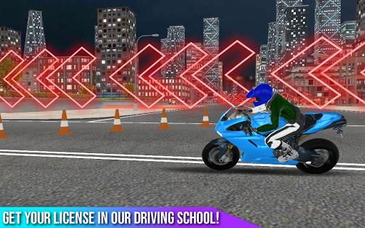 Motorcycle Real Race  screenshots 16
