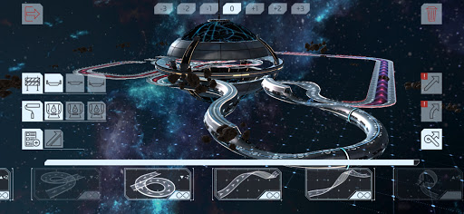 Cosmic Challenge Racing  screenshots 2