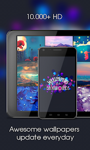 Wallpapers & Backgrounds Free 6.0 Latest MOD APK 1
