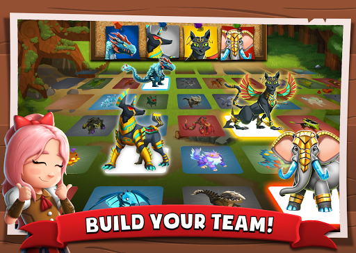 Battle Camp - Monster Catching 5.13.0 screenshots 17