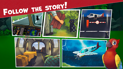 Island Puzzle: story basiertes game. Match offline  screenshots 5