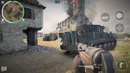 World War Heroes: WW2 FPS goodtube screenshots 4