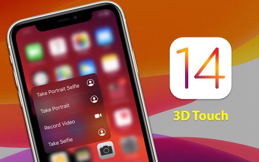 Launcher iPhone 7.2.5 Screenshots 11