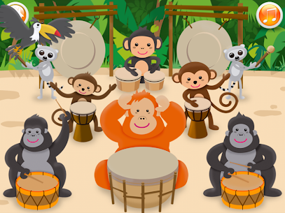 Free Download Baby musical instruments  App For PC (Windows and Mac) 1