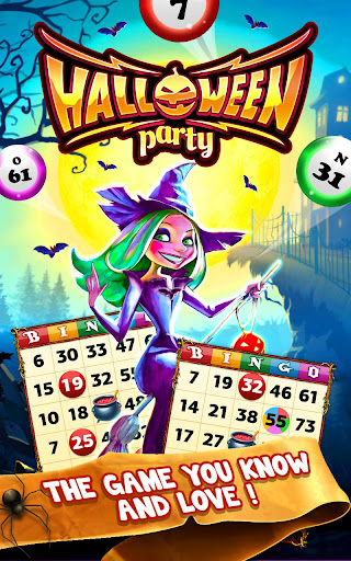 Halloween Bingo - Free Bingo Games 7.19.0 screenshots 15