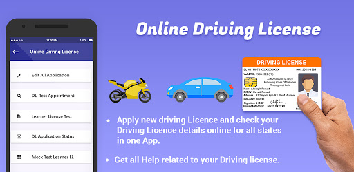 Driving Licence Apply Online Guide APK 0