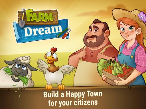 Farm Dream - Village Farming Sim modavailable screenshots 6