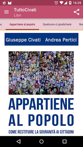 Tutto Civati For PC Windows (7, 8, 10, 10X) & Mac Computer Image Number- 9