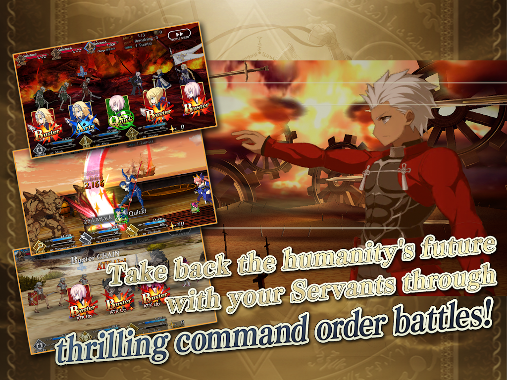 Fate/Grand Order (English) – Apps on Google Play poster 14