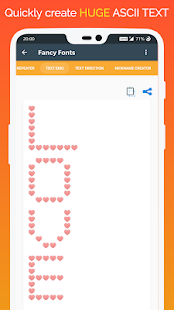 Stylish Fonts Text Generator App - Fancy Text
