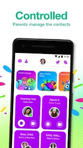 Messenger Kids – The Messaging App for Kids 2