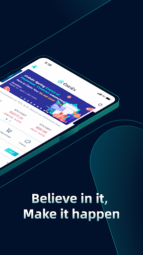 CoinEx - A Trustworthy Cryptocurrency Exchange android2mod screenshots 2