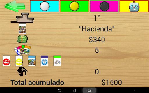 Monopolio.  screenshots 10