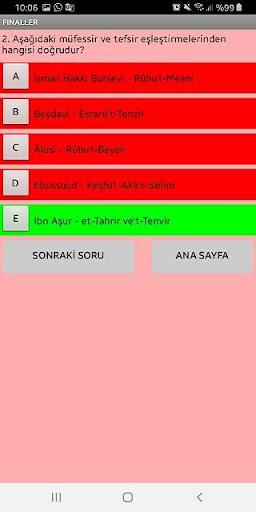 Ankara u0130litam Tefsir Metinleri II (Mu00fcfessirler)  screenshots 2