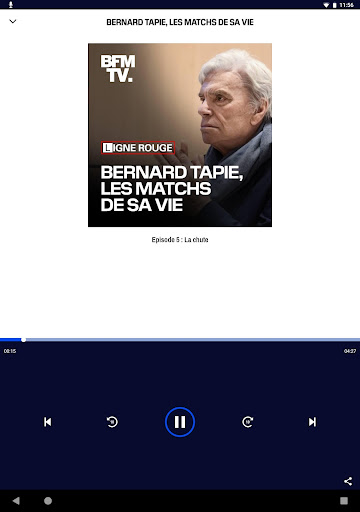 BFMTV - Actualitu00e9s France et monde & alertes info 7.2.0 Screenshots 22