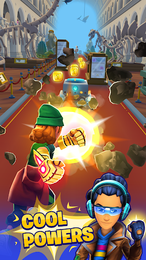 MetroLand - Endless Arcade Runner  screenshots 3