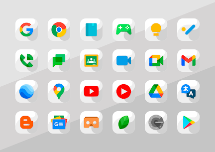 Anubis White – Icon Pack Apk 2.0 (Paid) Download 6