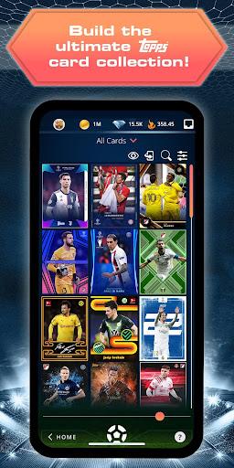 TOPPS® KICK®: Soccer Card Trader Latest screenshots 1