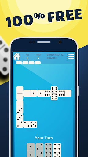 Dominos Game - Best Dominoes android2mod screenshots 2