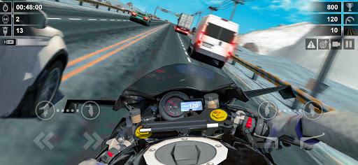Road Rash 3D: Smash Racing apkpoly screenshots 14