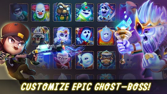 Ghost Town Defense 2.5.5017 Apk + Mod 4