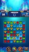 Under the Deep Sea: Jewel Match3 Puzzle