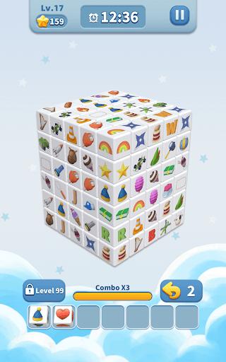 Cube Master 3D - Match 3 & Puzzle Game Apkfinish screenshots 21