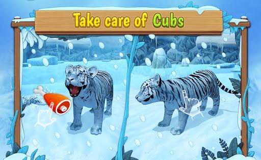White Tiger Family Sim Online - Animal Simulator  Screenshots 5