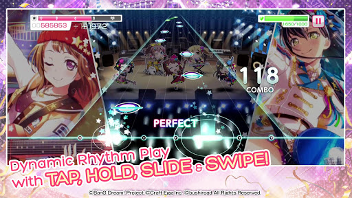 BanG Dream! Girls Band Party! apklade screenshots 2