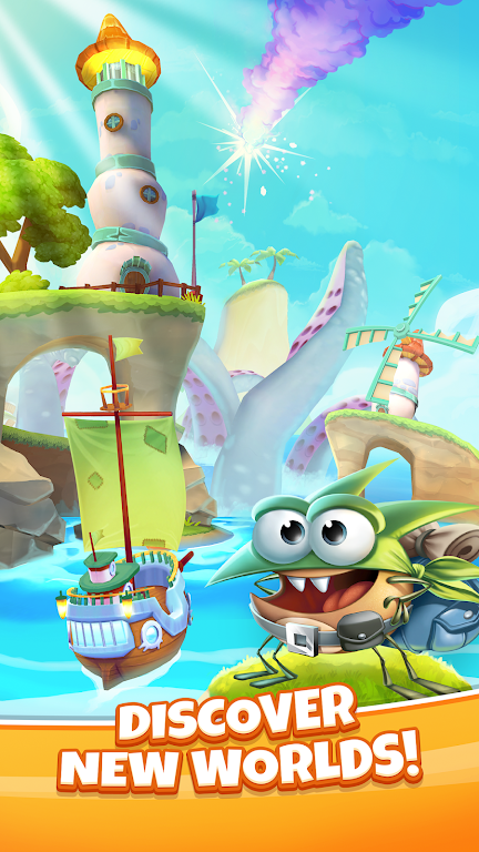 Best Fiends Stars - Free Puzzle Game poster 18