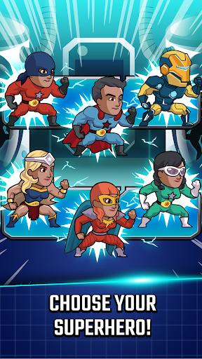 Super League of Heroes - Comic Book Champions screenshots 3
